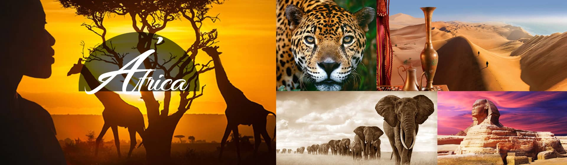 Viajes a África