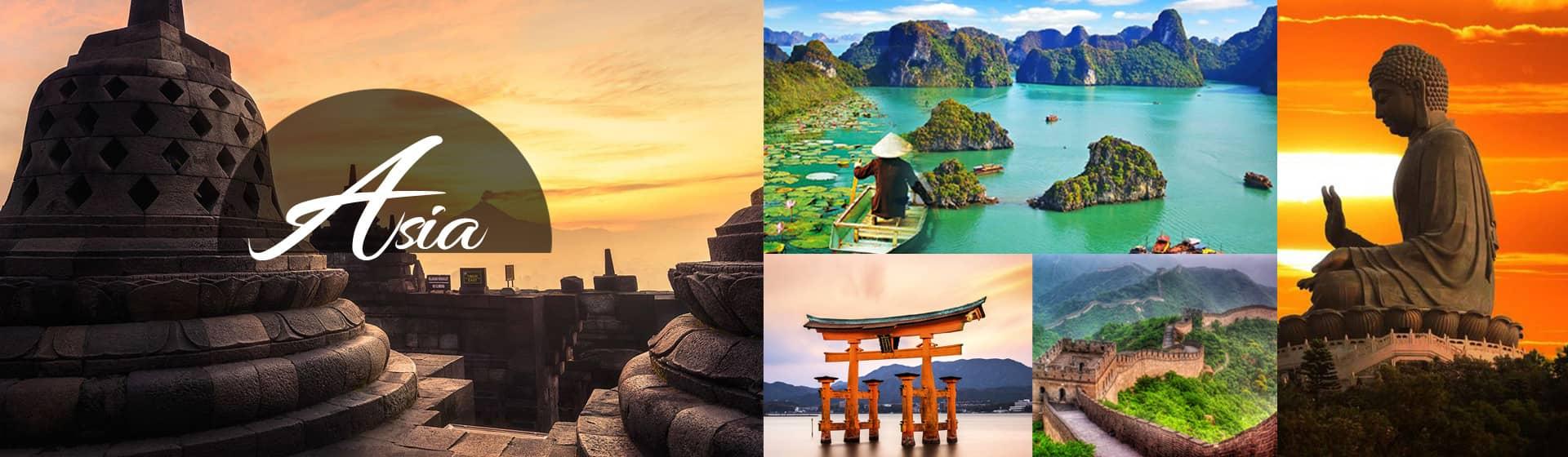 Viajes a Asia
