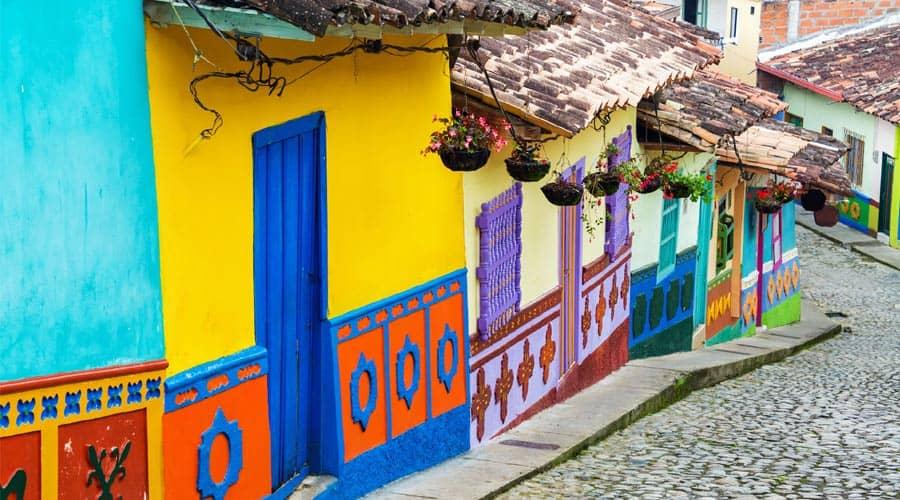 Contrastes de Colombia