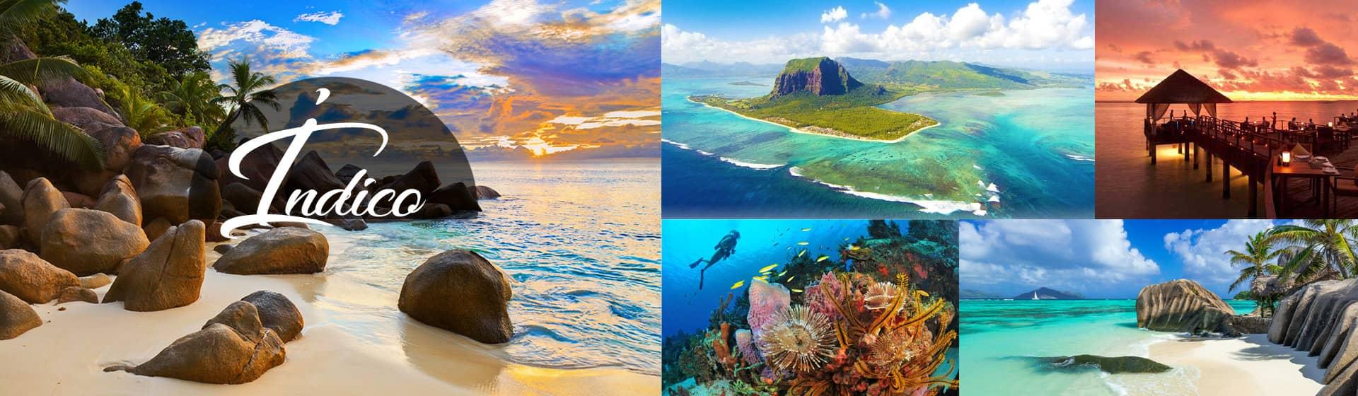 Viajes al Índico