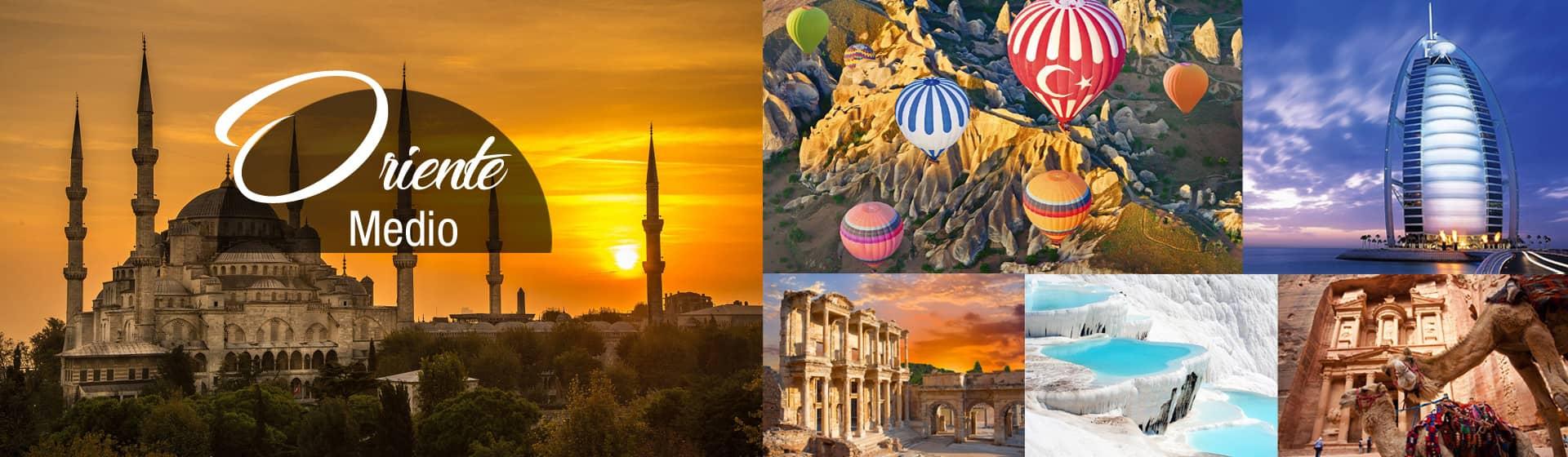 Viajes a Medio Oriente