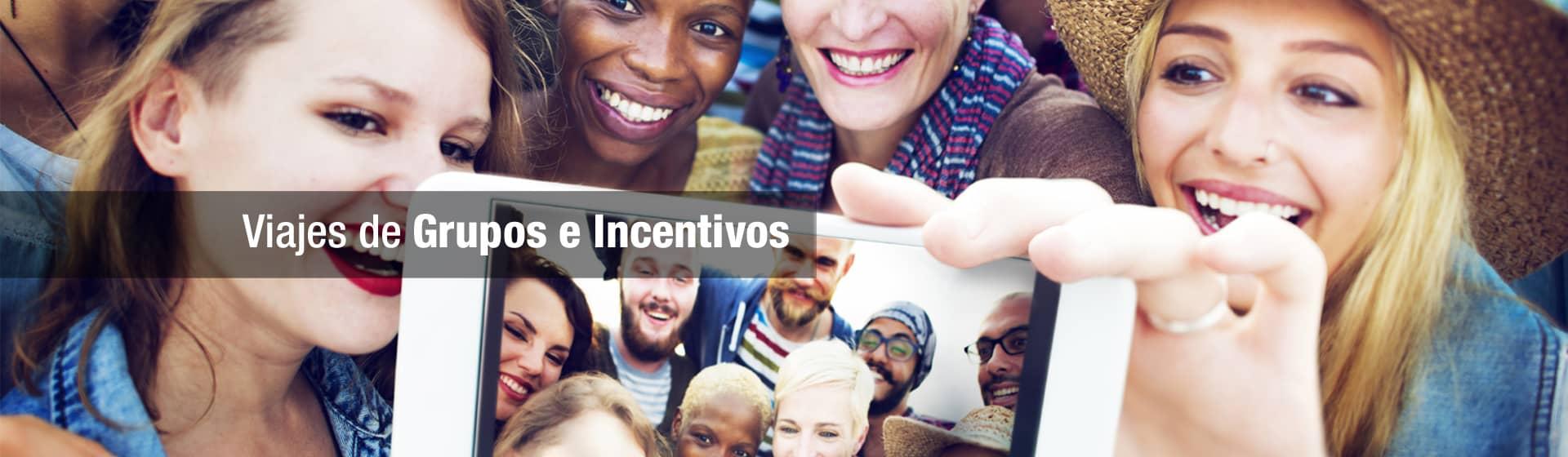 Viajes en Grupo e Incentivos