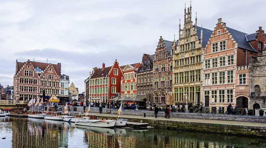 Bruselas y Flandes